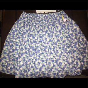 Floral Skirt ON